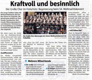 Ruhr Nachrichten 23.12.2014