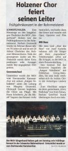 Ruhr Nachrichten 13.04.2015
