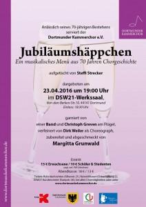 Plakat Jubiläumshäppchen JPEG